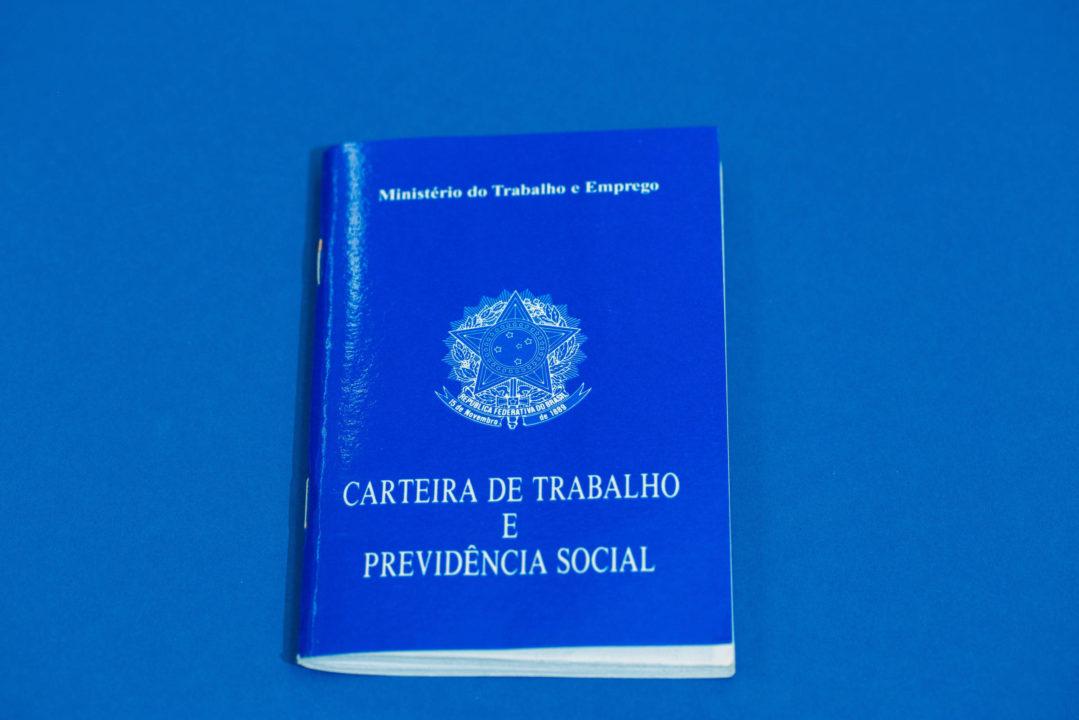 Carteira de trabalho e previdência social - Gabriel Cabral/Folhapress