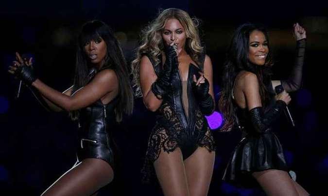 Beyoncé, Michelle Williams e Kelly Rowland devem voltar ao estúdio para gravar músicas inéditas em 2020 (foto- AFP)