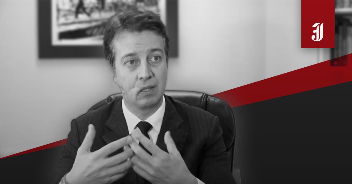João Marcos Buch, juiz de direito