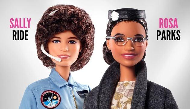 Barbie - Imagem RuffPost