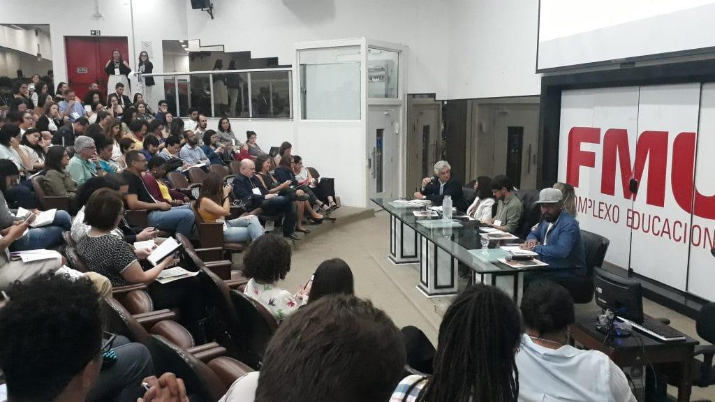 Plenária de abertura. Foto: Mônica Nobrega/Fundo Brasil