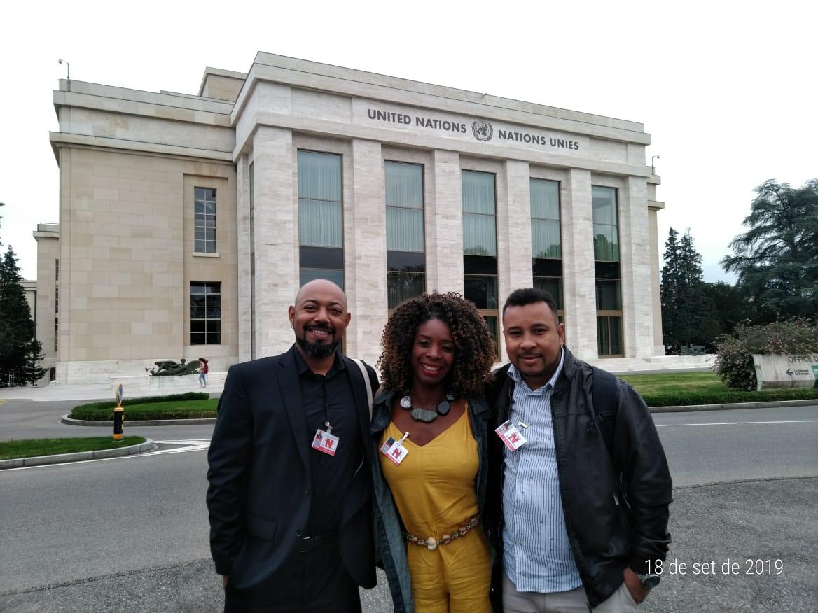 Em encontro da ONU, representantes do movimento negro denunciam violações de direitos humanos no Brasil
