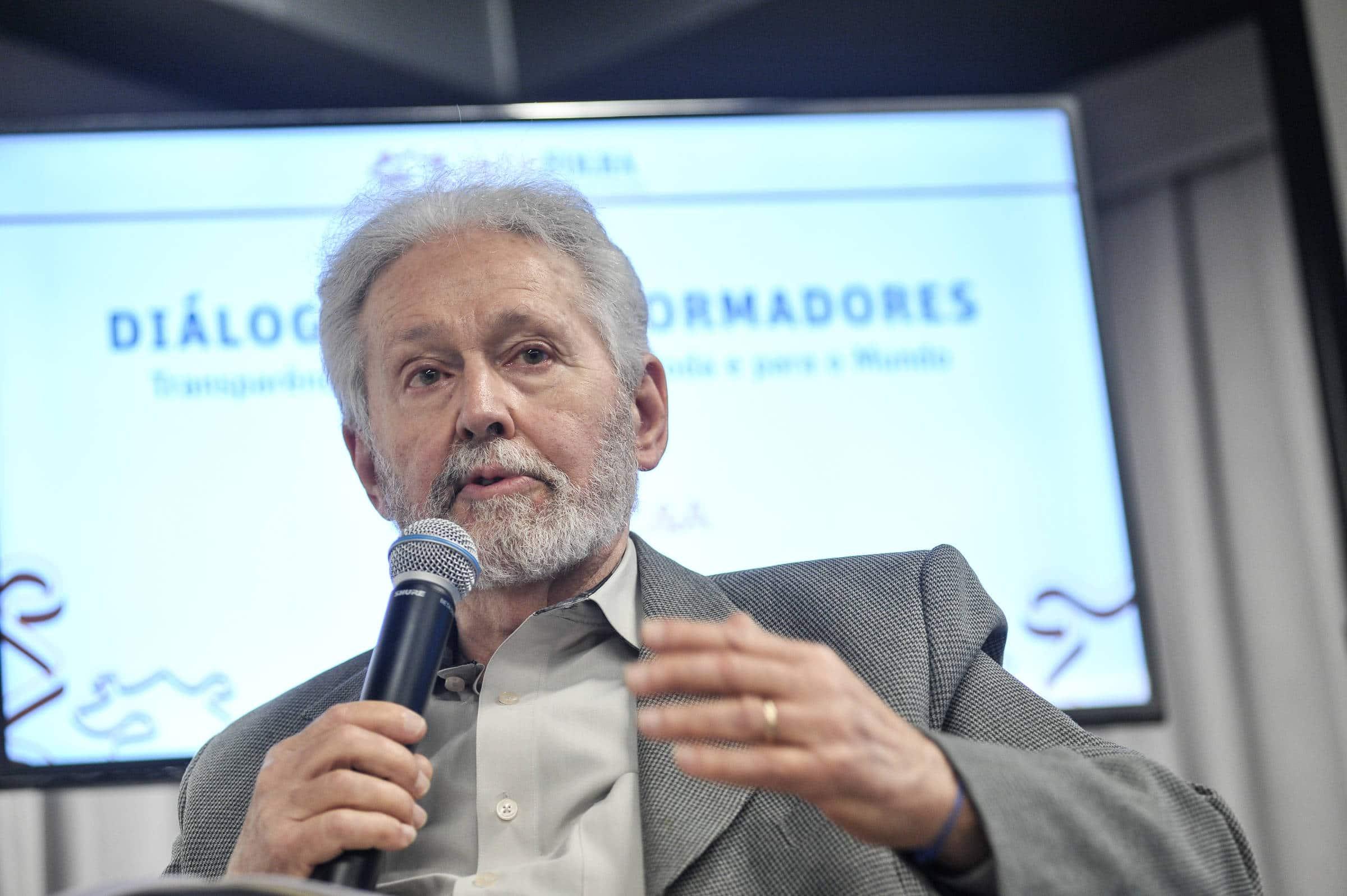 Oded Grajew, presidente emérito do Instituto Ethos - Reinaldo Canato - 4.set.18/Folhapress