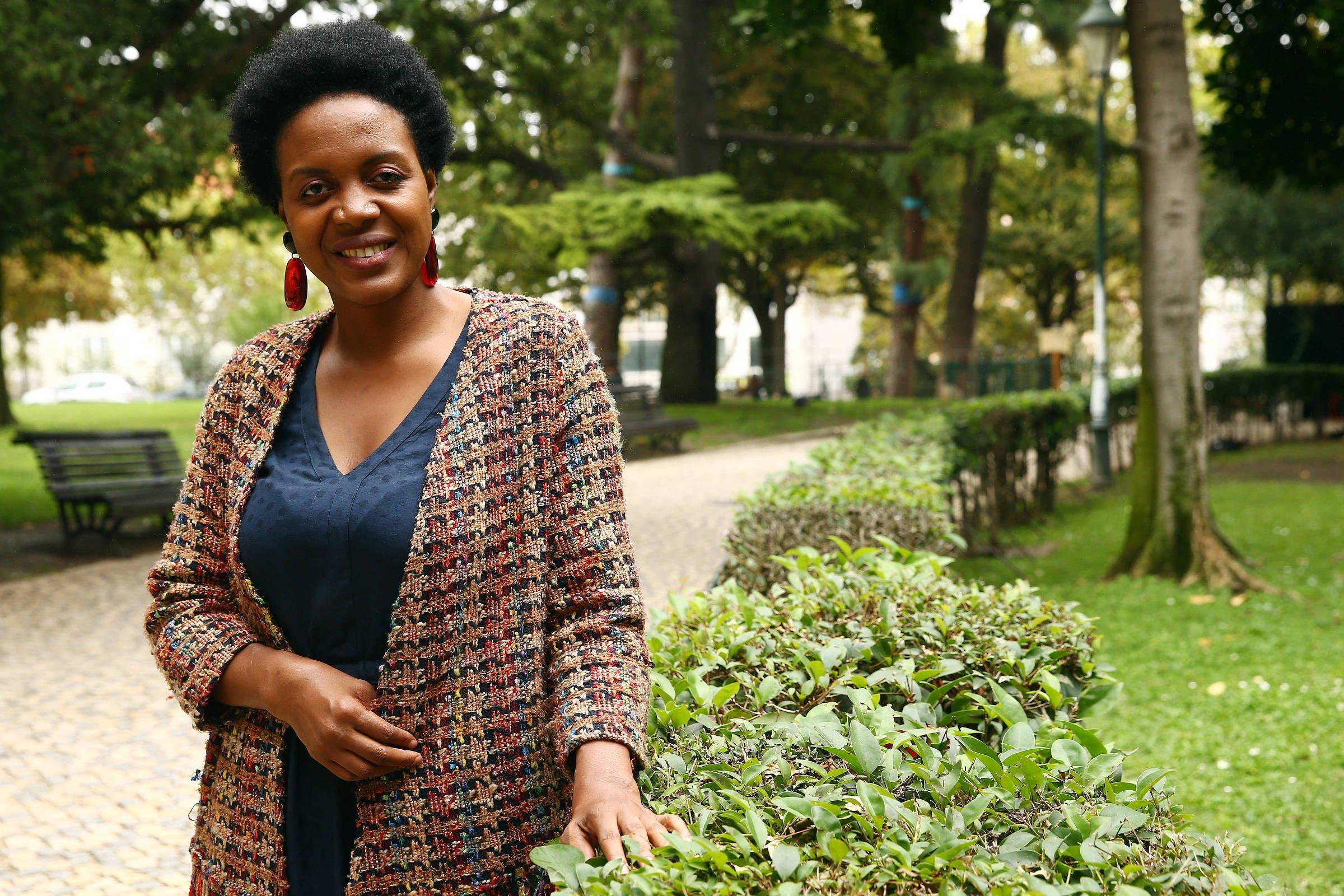 Historiadora é 1ª mulher negra candidata a primeira-ministra de Portugal