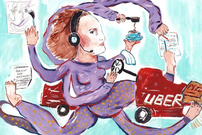 Ilustração de Eloise Grills