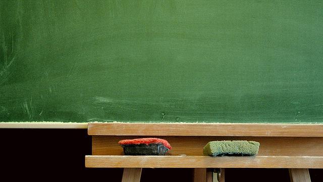 Sala de aula. Foto: Freeimages