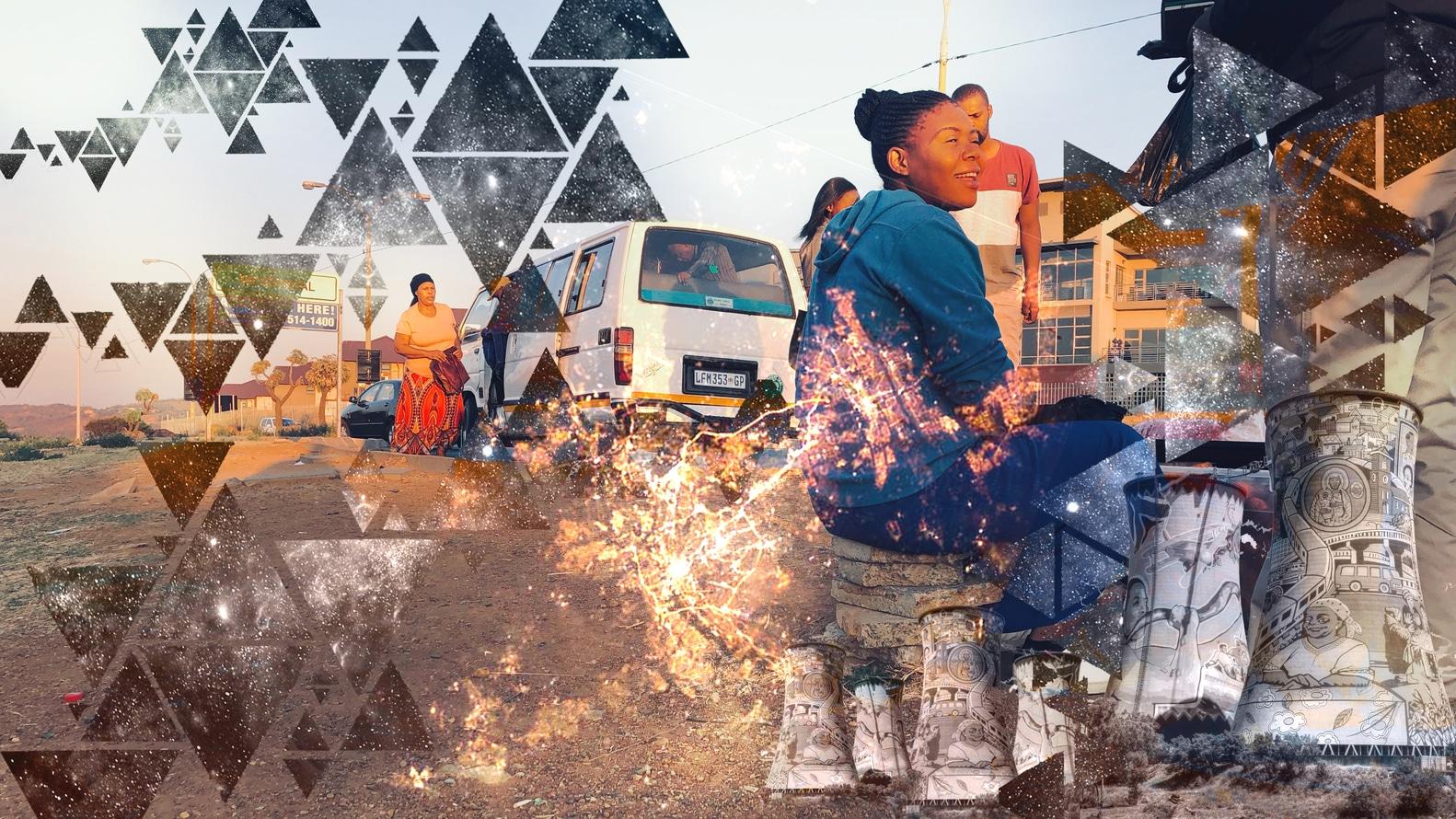 Urbanismo afro-futurista de Wakanda: um ecossistema de estruturas BIM para nômades urbanos
