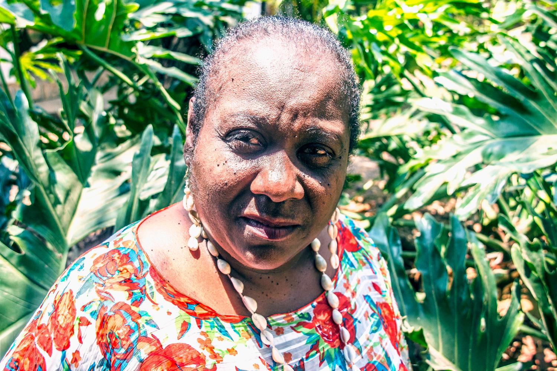Antonieta Luísa Costa, conhecida como Nieta, é presidente do Instituto de Mulheres Negras de Mato Grosso