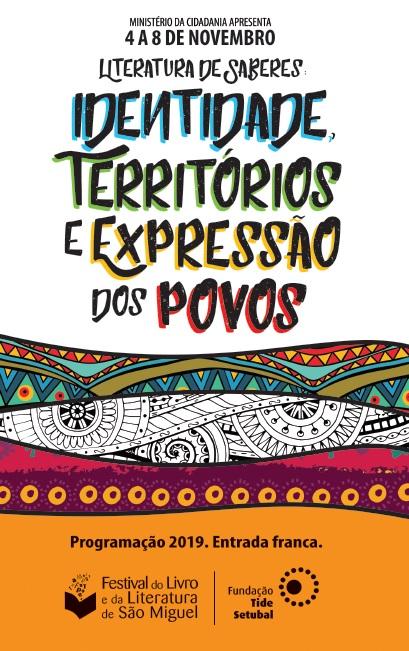 Confira a programação da edição 2019 do Festival do Livro e da Literatura de São Miguel