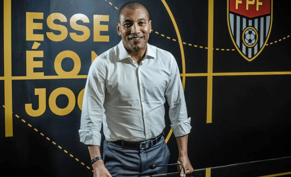 Mauro Silva, vice-presidente da Federação Paulista de Futebol.ALEXANDRE BATTIBUGLI