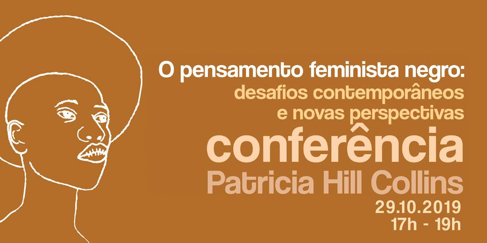 Conferência Patricia Hill Collins - 29 10 2019 às 17h na FFLCH/USP