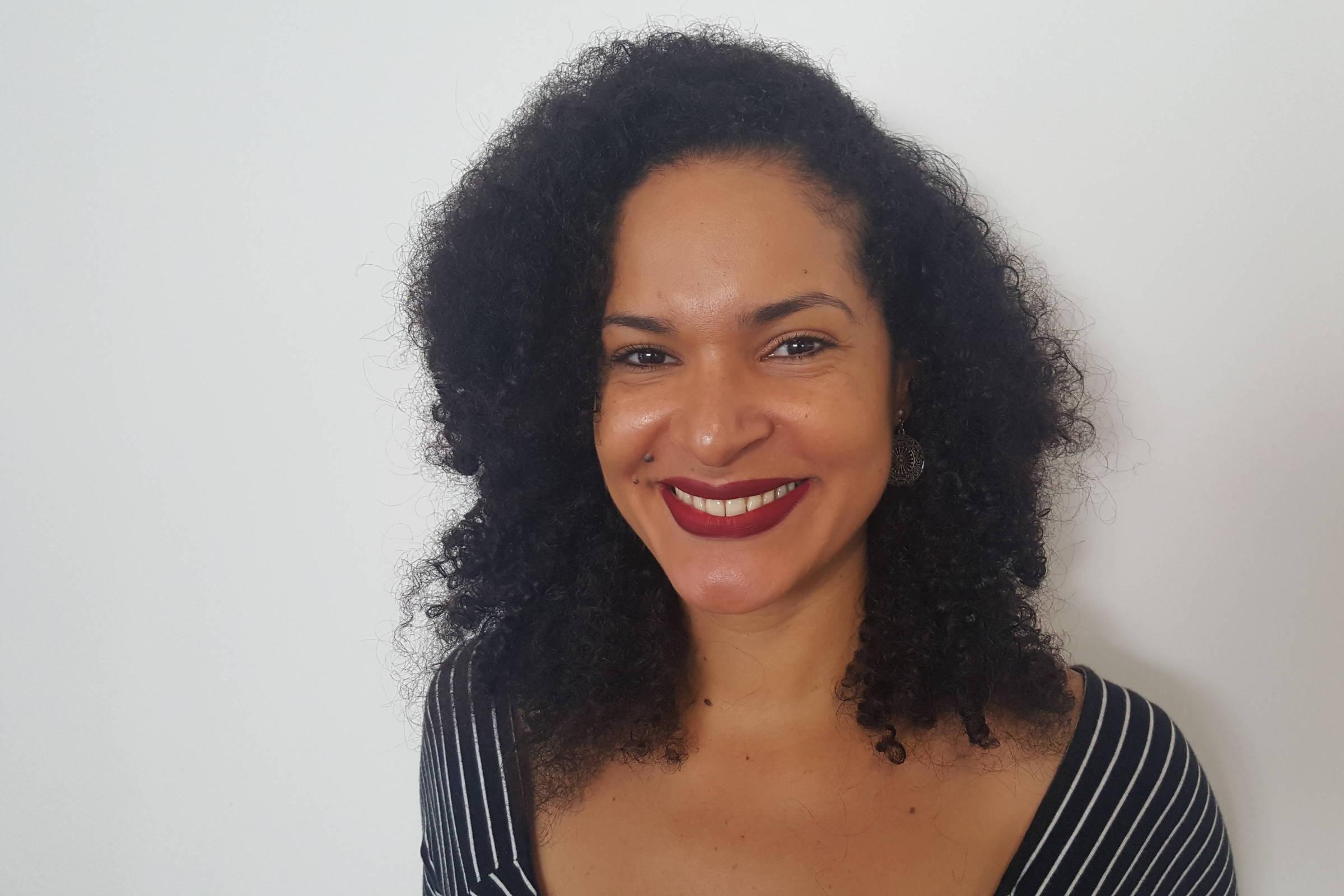 A historiadora Tauá Lourenço Pires, coordenadora de programas na Oxfam Brasil - Divulgação