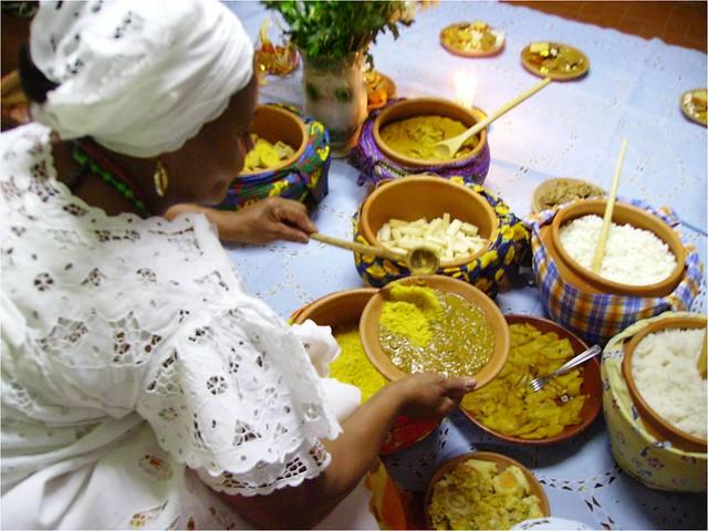 Candomblé: resistência, preservação e reconhecimento da culinária afro-brasileira