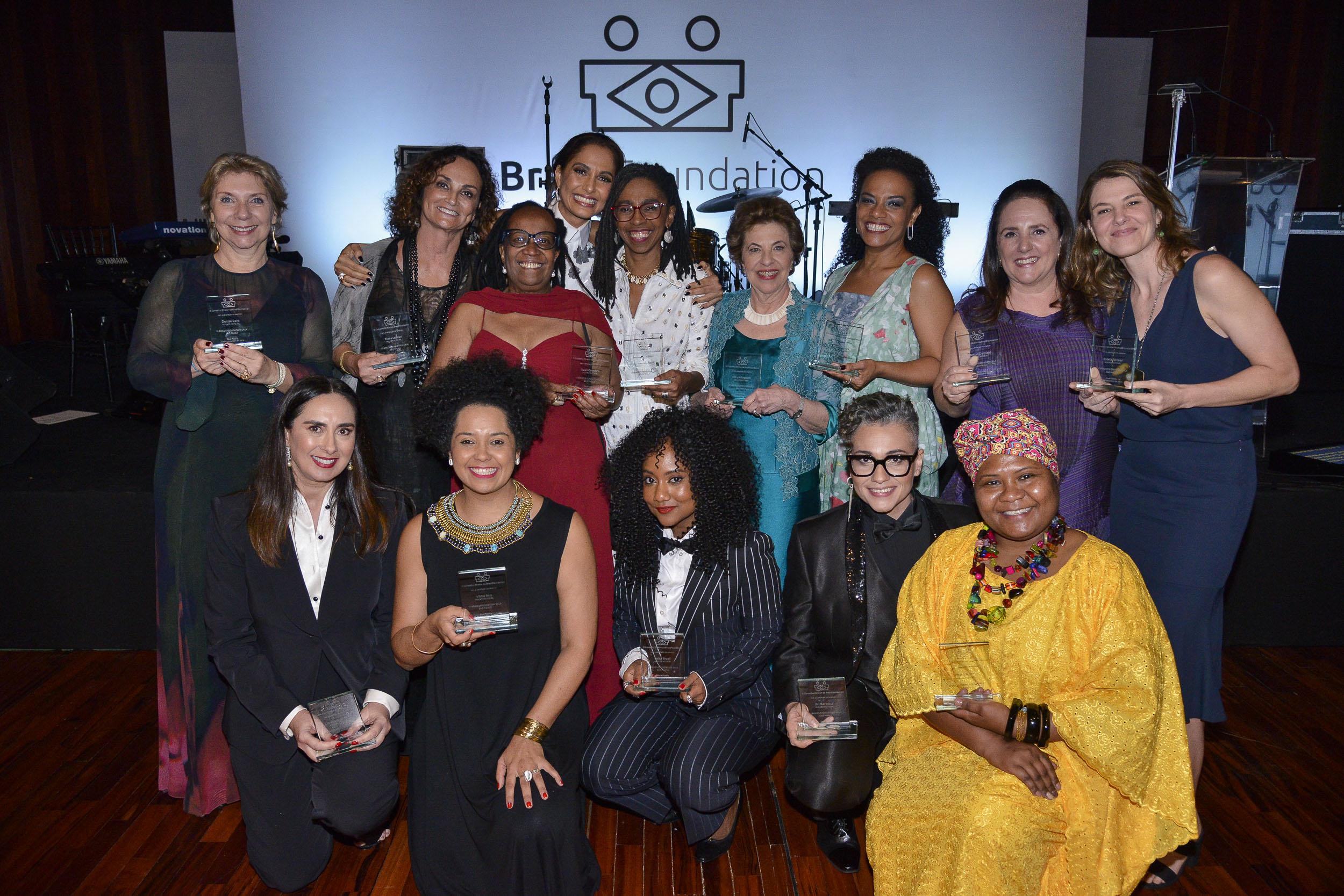 VI BrazilFoundation Gala São Paulo - Celebrando Mulheres Notáveis