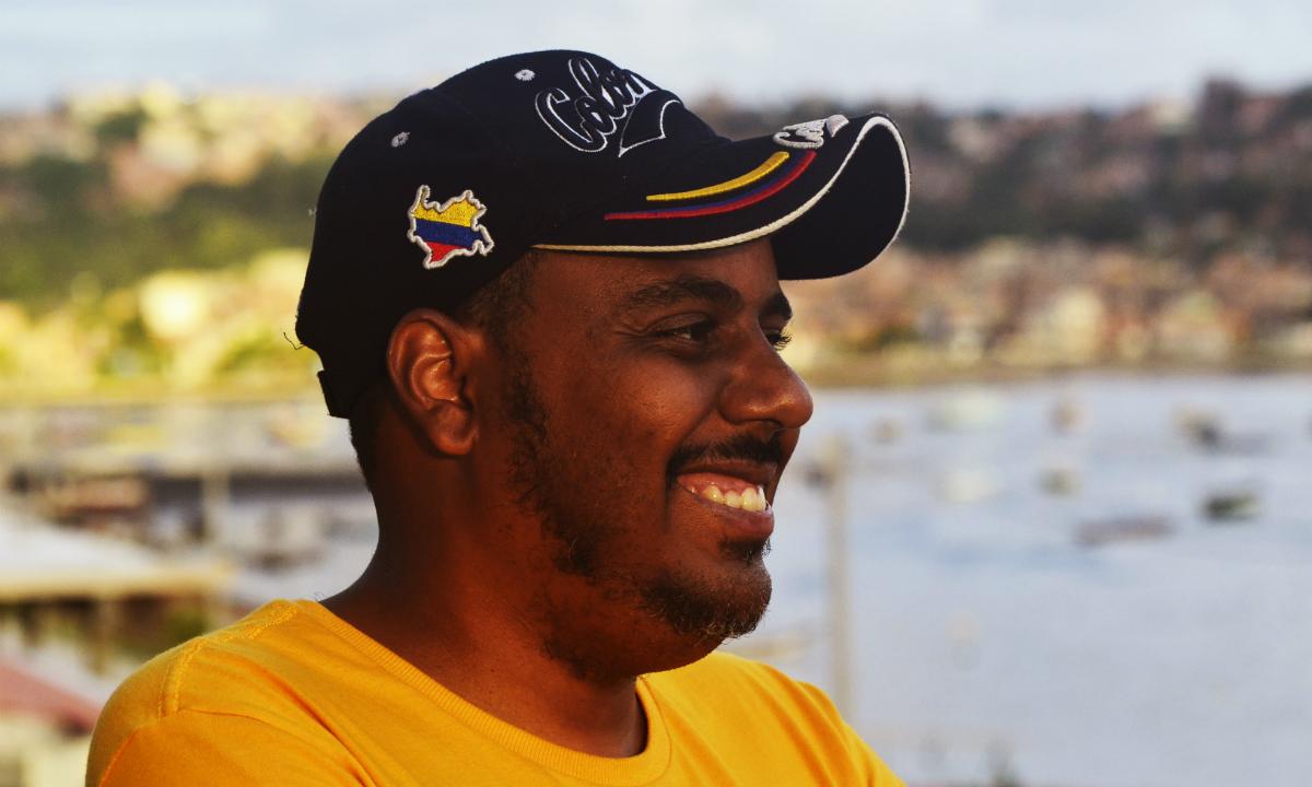 PAULO ROGÉRIO NUNES (FOTO: HEITOR SALATIEL)