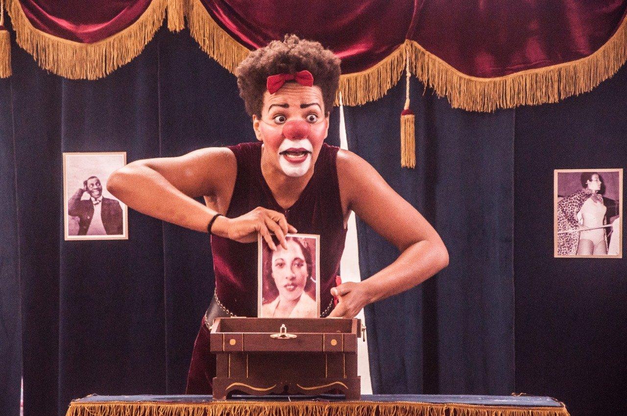No mês da Consciência Negra espetáculo Quizumba homenageia artistas negros do Circo brasileiro