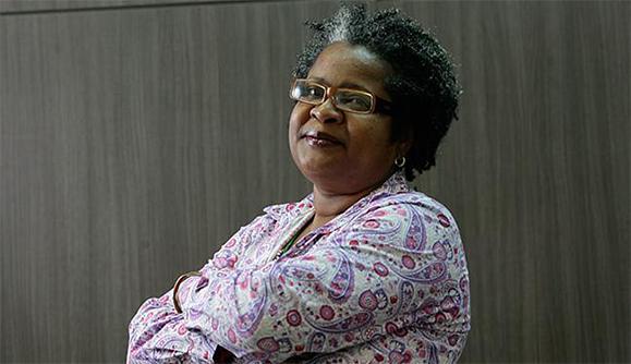 Vilma Reis (Foto: Lúcio Távora/Ag. A)