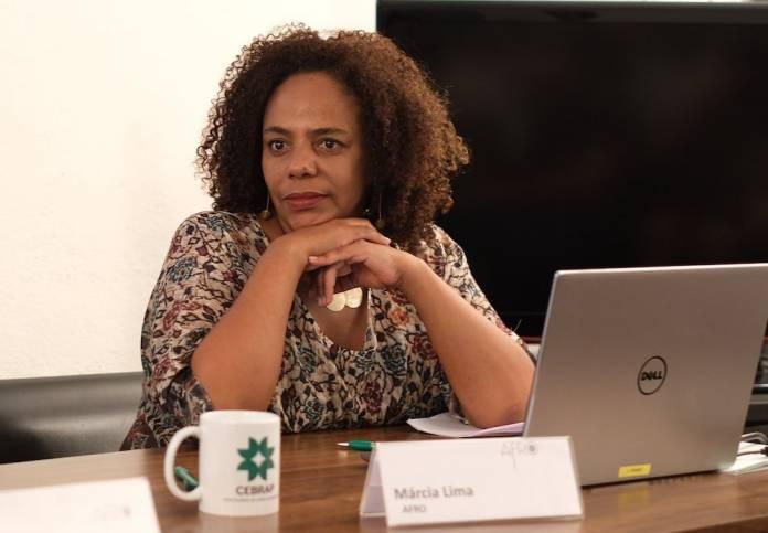 """Márcia Lima: """"o racismo é um problema que tem que ser enfrentado como racismo"""""""
