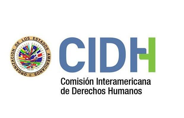 Logo da CIDH