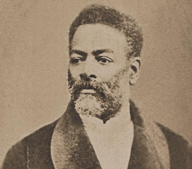 Luiz Gama (1880) Imagem: Wikipédia Commons