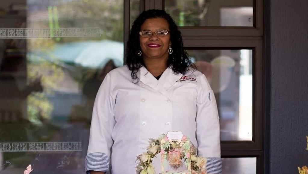 Missionaria brasileira, da África do sul, desiste de missão e cria microempresa de gastronomia Arquivo Pessoal