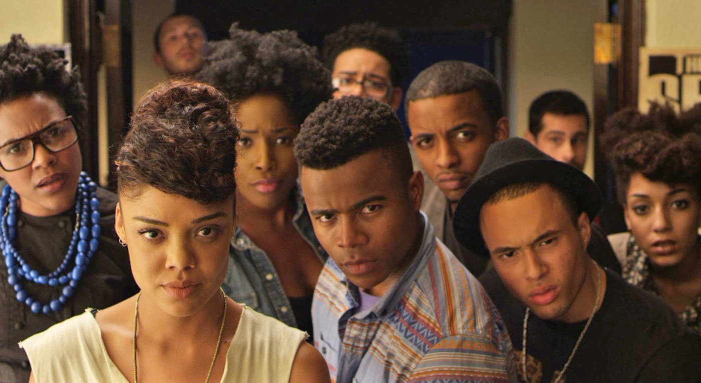 """Dear White People."" Roadside Attractions"