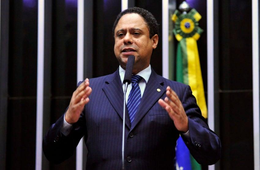 O deputado Orlando Silva (Foto: Luís Macedo/ Câmara dos Deputados)