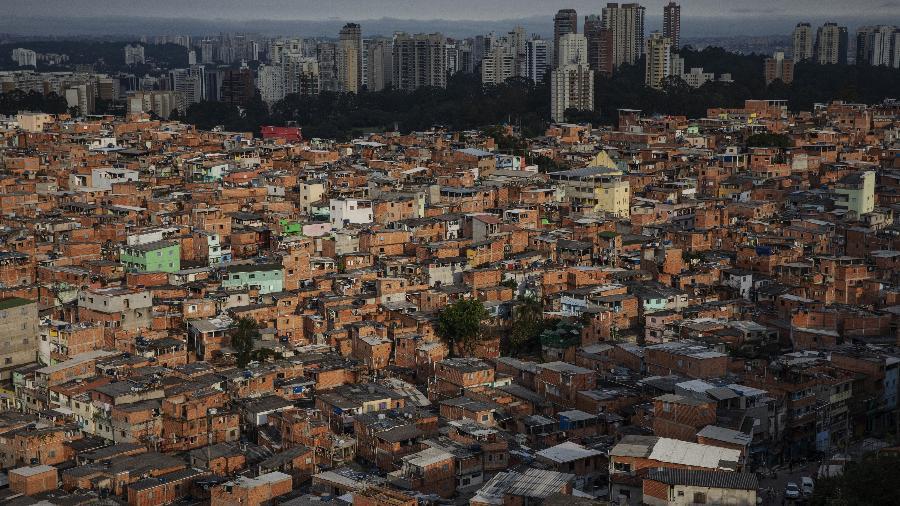 Paraisópolis (Lalo de Almeida/UOL)