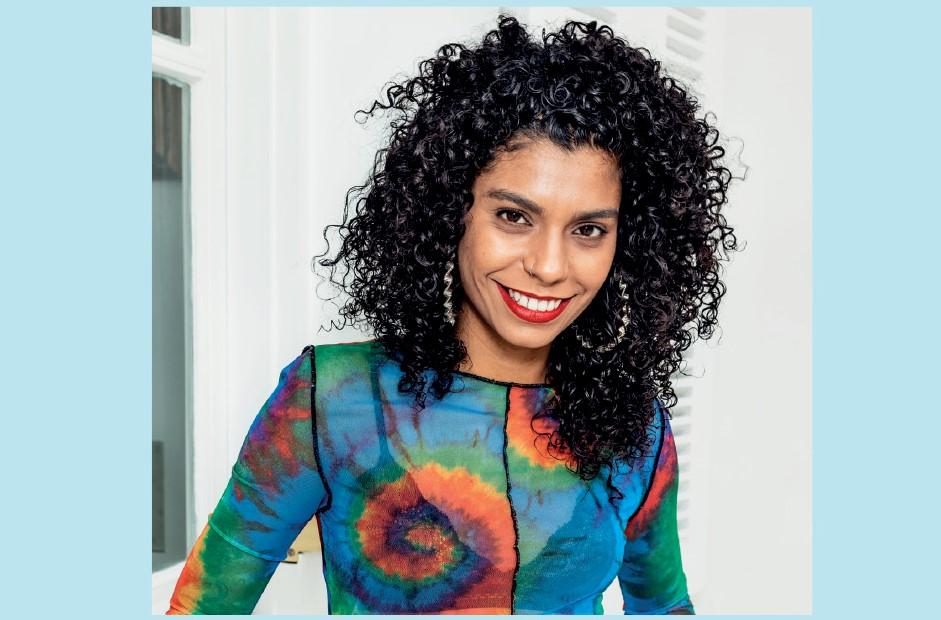 Christiane Silva Pinto é a criadora do AfroGooglers, comitê de igualdade racial do Google Brasil