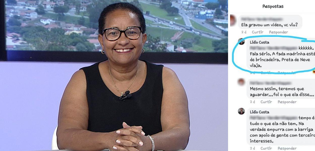 """Prefeita de Ilhabela denuncia injúria racial por ter sido chamada de """"preta de neve"""" e """"mula do morro"""""""