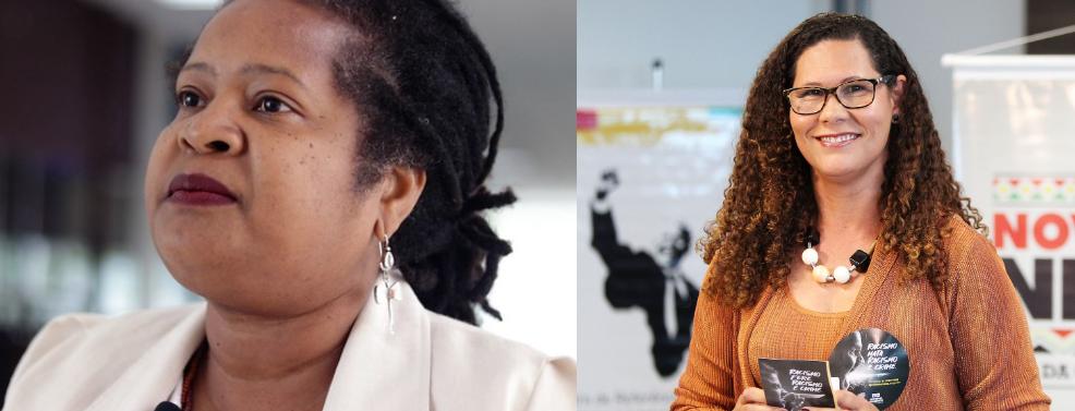Vilma Reis ou Fabya Reis podem ser a primeira mulher negra candidata na capital baiana pelo Partido dos Trabalhadores / Foto: Agência PT