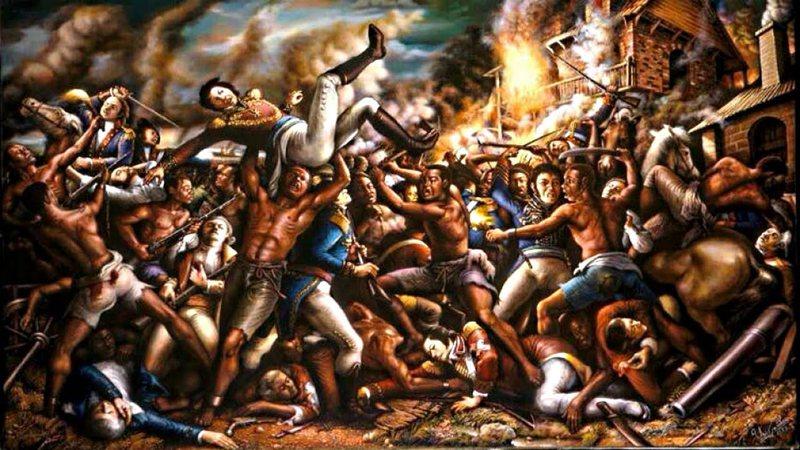 Os 216 anos da Revolução Haitiana, a maior revolta de negros em um país colonizado