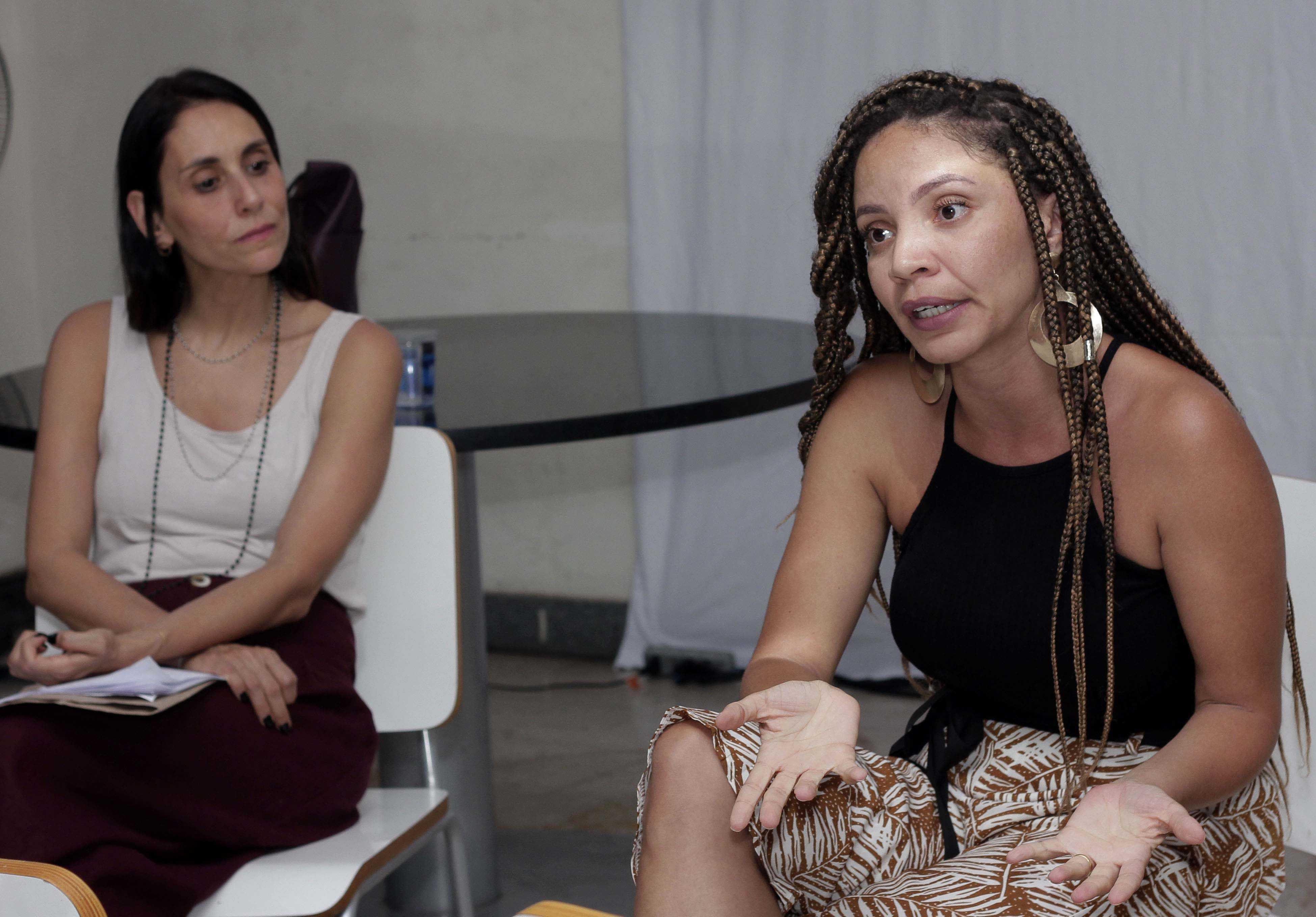 Helena Greco e Áquila Bruno: adolescência em perspectiva Raphaella Dias / UFMG