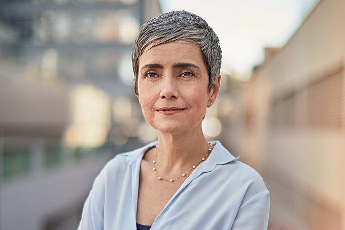 A pesquisadora Debora Diniz (Foto: Pablo Saborido/CLAUDIA)