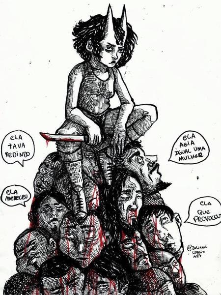 Lili é uma vingadora e sua história foi inspirada na de sua criadora (Ilustração )