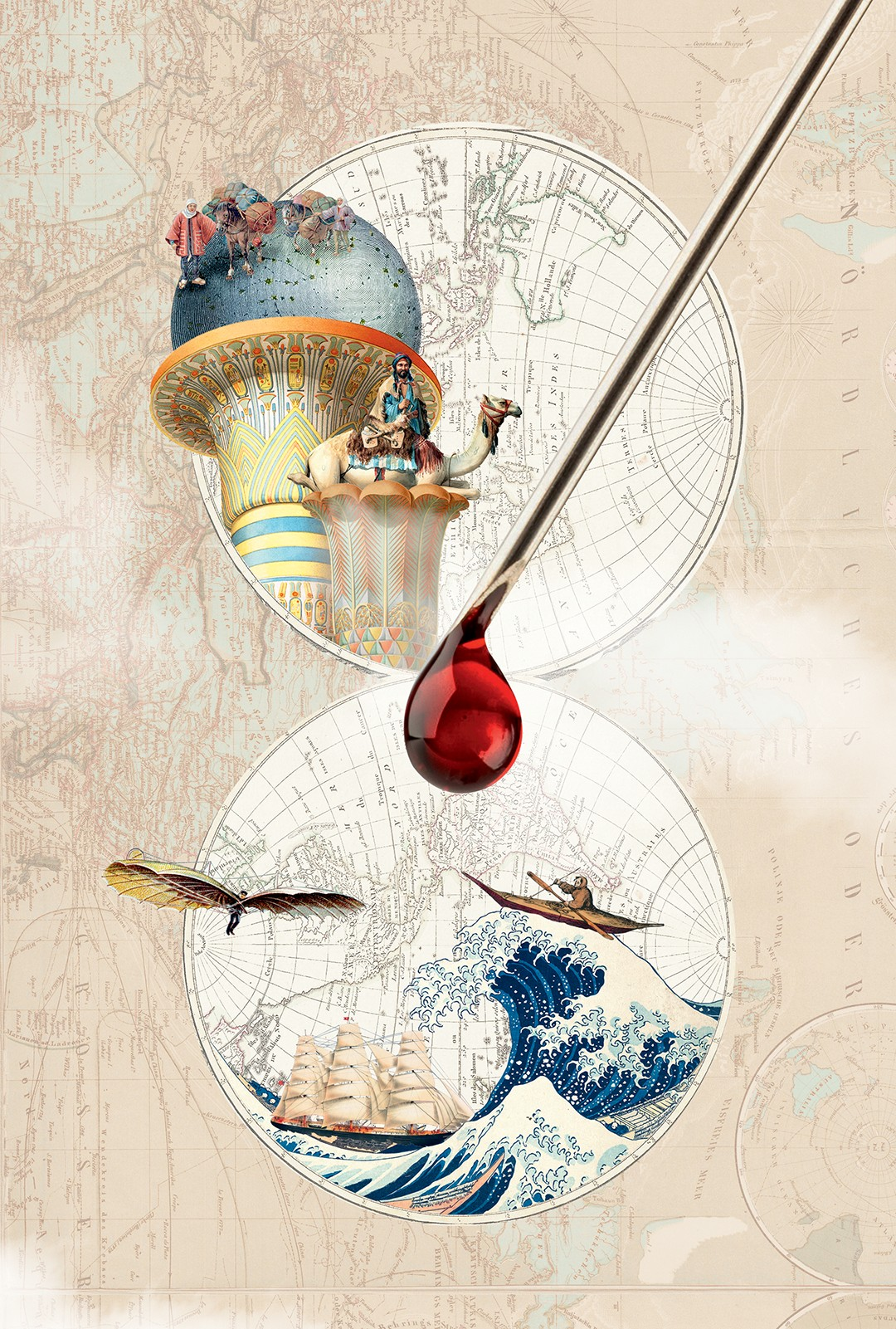 Ilustração Victor Amirabile