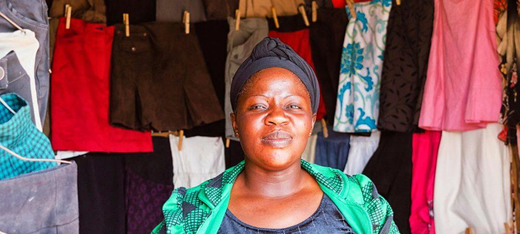 Mulheres comerciantes da Tanzânia contribuíram para aumentar a taxa de crescimento do país, mas ainda enfrentam desigualdades. Foto: UNCTAD