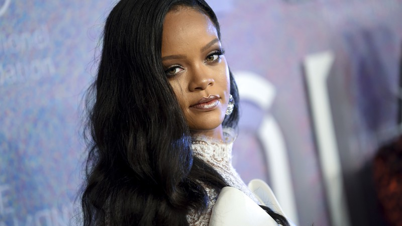 Rihanna (Foto: Evan Agostini/Invision/AP)