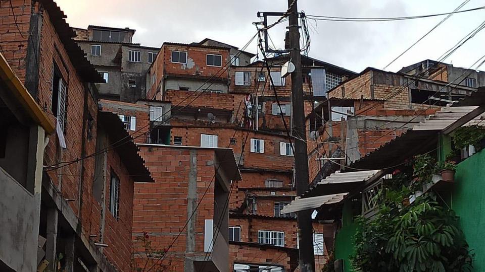 Foto da Comunidade na região do Campo Limpo
