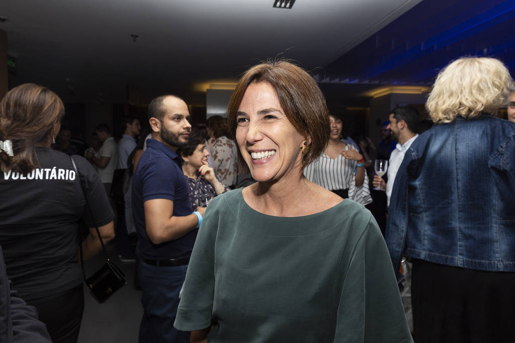A professora e advogada Luciana Temer, presidente do Instituto Liberta - Mathilde Missioneiro - 4.nov.19/Folhapress
