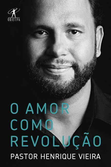 Foto da capa do livro'O amor como revolução'