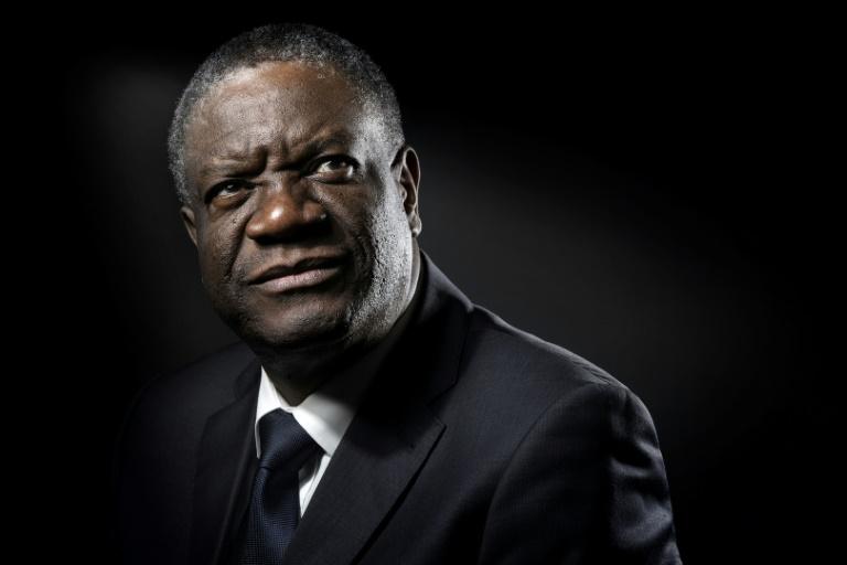 O médico Denis Mukwege Imagem: Joel Saget/AFP