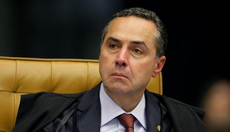 Ministro Luís Roberto Barroso Foto: STF/Fellipe Sampaio