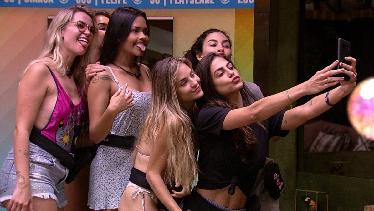 Imafem teriradao do site GSHOW