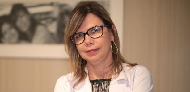 Médica Adriana Melo, que fez a relação entre zika e microcefalia Imagem: Bruno Landim Pedersoli/UOL