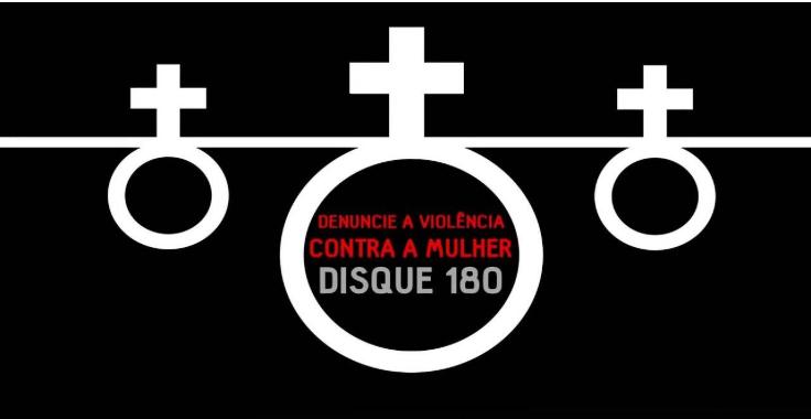 Foto da Campanha Feminicídio: uma realidade que queremos acabar do Ministério Público da Bahia.