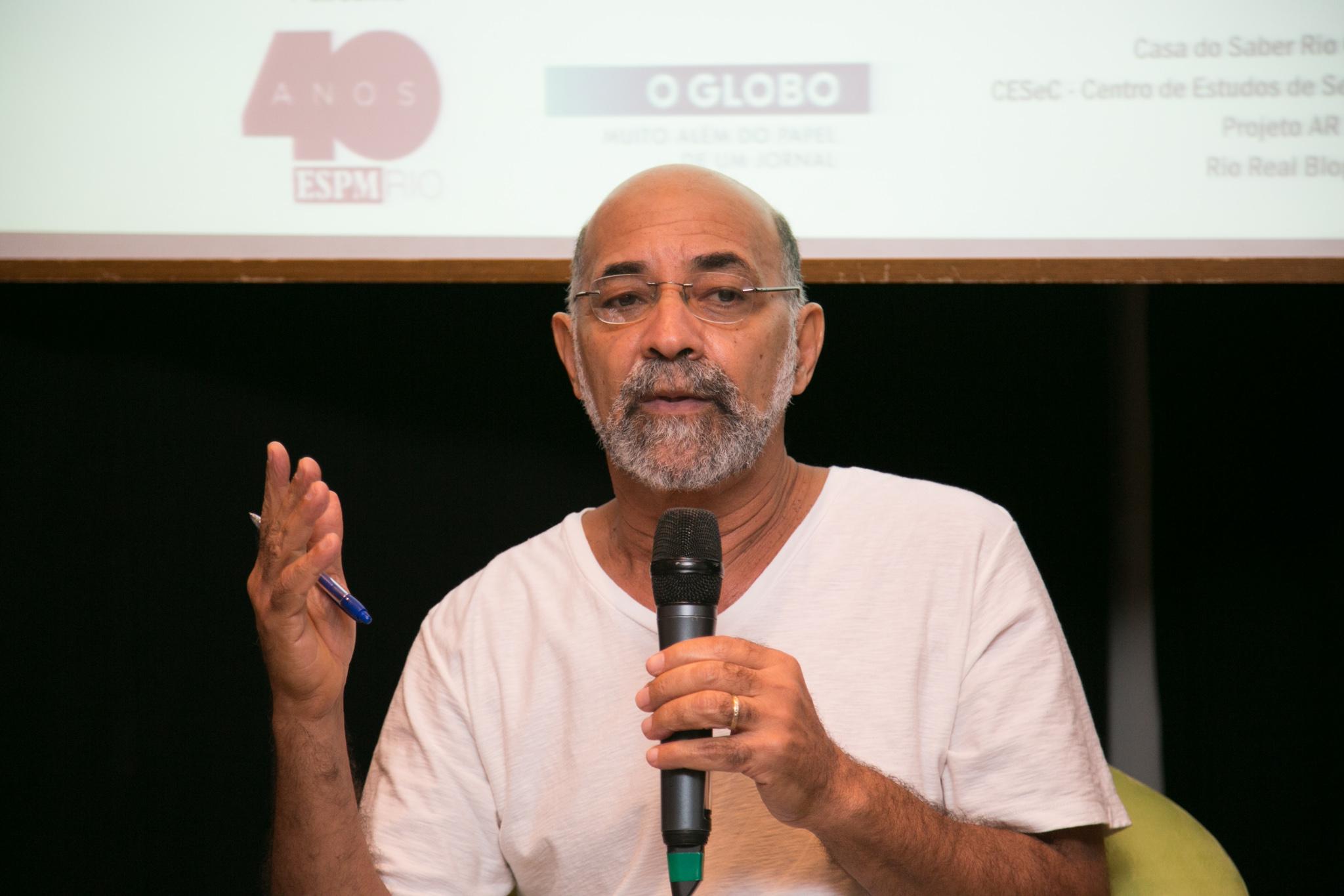 Amauri Mendes. Foto Paula Giolito