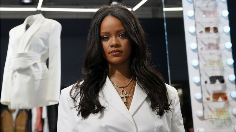 Rihanna (foto: François Mori/ AP)