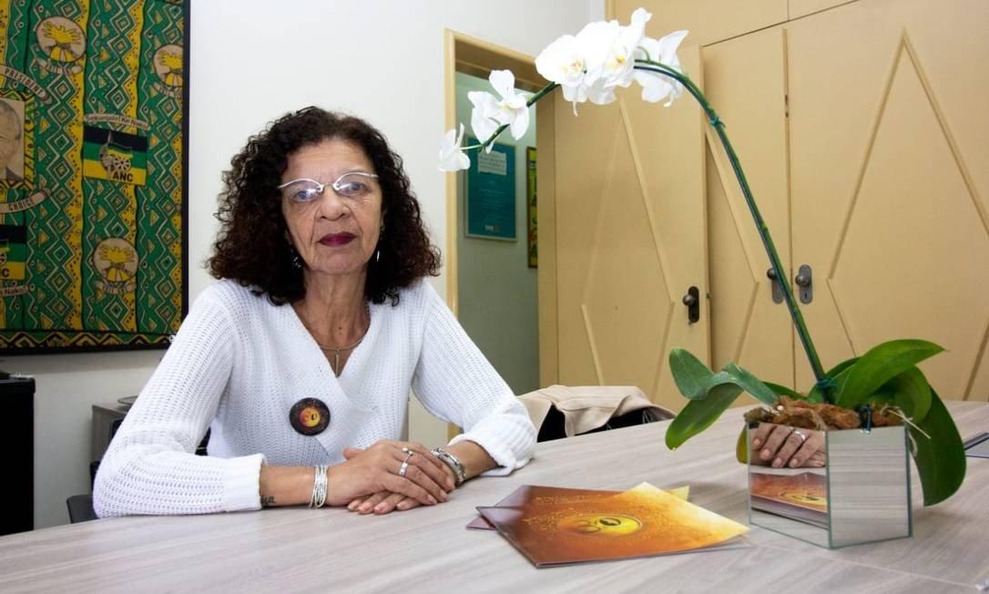 Nilza Iraci, de 70 anos, passou oito dias internada em São Paulo após contrair coronavírus Foto: Divulgação