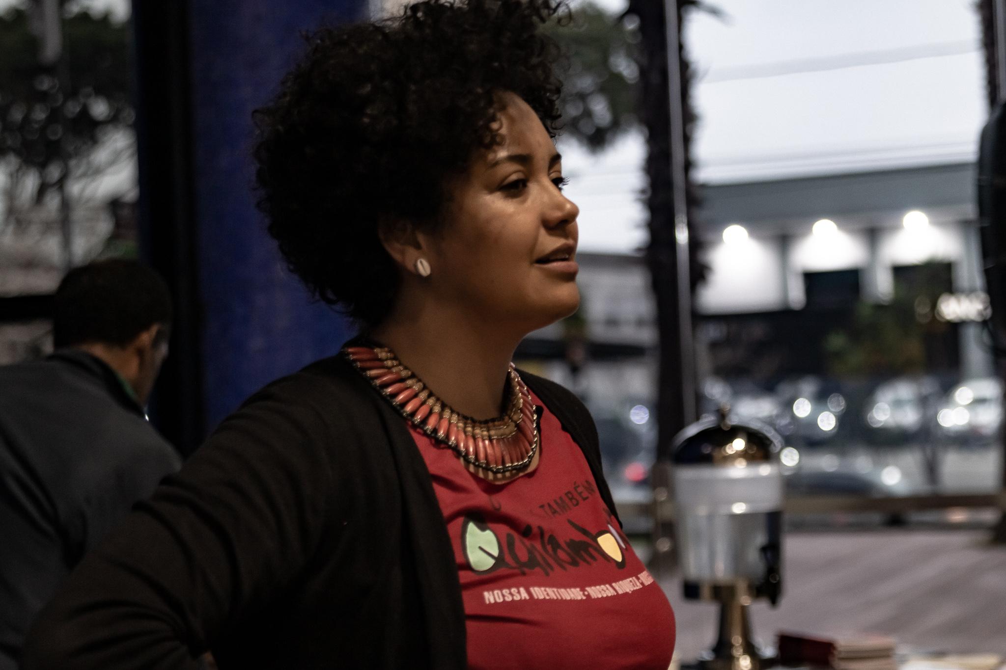 Bianca Santana (Foto: Natália Sena)